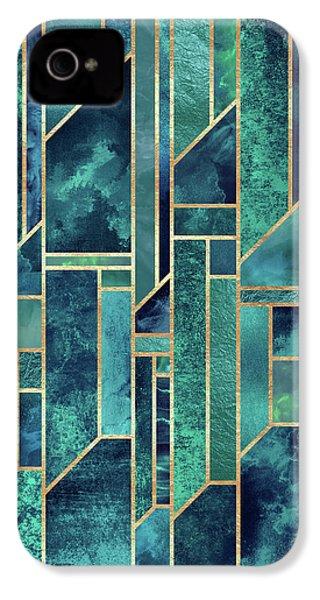Blue Skies IPhone 4 / 4s Case by Elisabeth Fredriksson