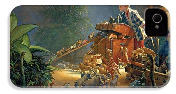 Bon Voyage IPhone 4 / 4s Case by Greg Olsen