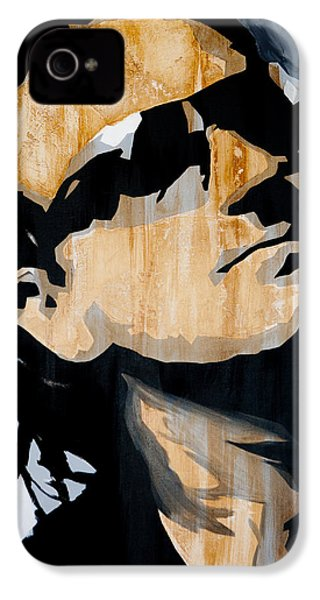 Bono IPhone 4 / 4s Case by Brad Jensen