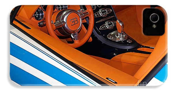 Bugatti IPhone 4 / 4s Case by Marvin Blaine