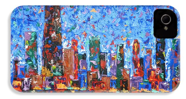 Celebration City IPhone 4 / 4s Case by J Loren Reedy