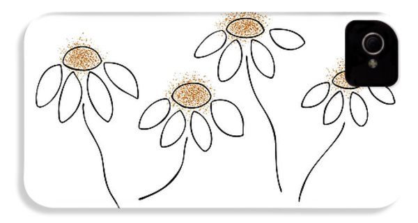 Chamomile IPhone 4 / 4s Case by Frank Tschakert