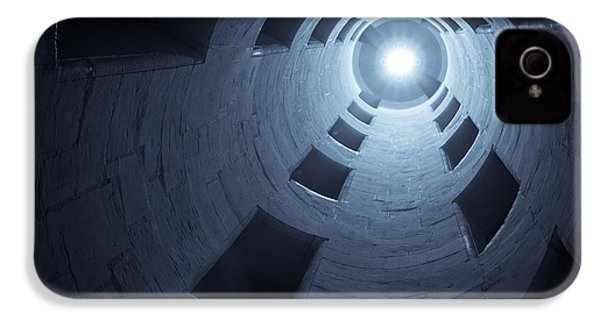 Chateau De Chambord Double Staircase IPhone 4 / 4s Case by Sebastian Musial