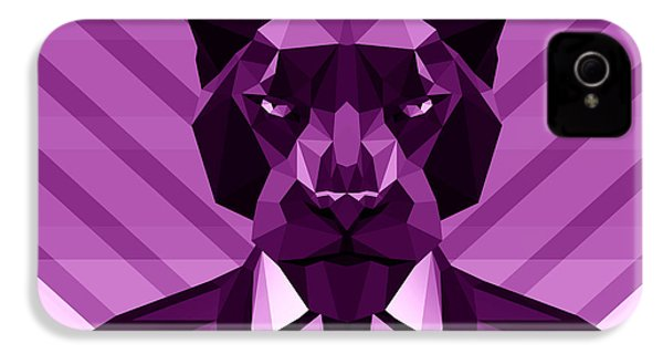 Chevron Panther IPhone 4 / 4s Case by Filip Aleksandrov