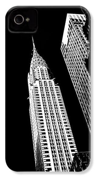 Chrysler Nights IPhone 4 / 4s Case by Az Jackson