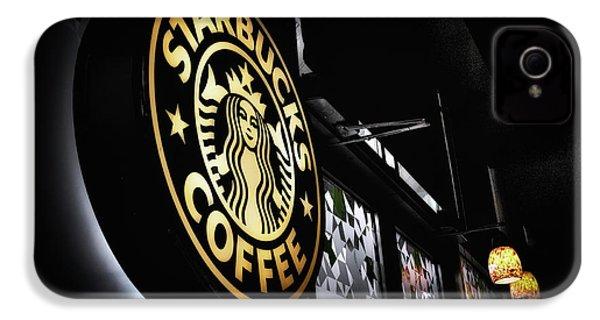 Coffee Break IPhone 4 / 4s Case by Spencer McDonald
