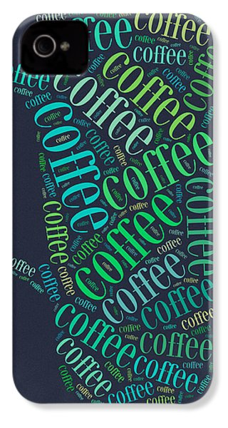 Coffee Time IPhone 4 / 4s Case by Bill Cannon