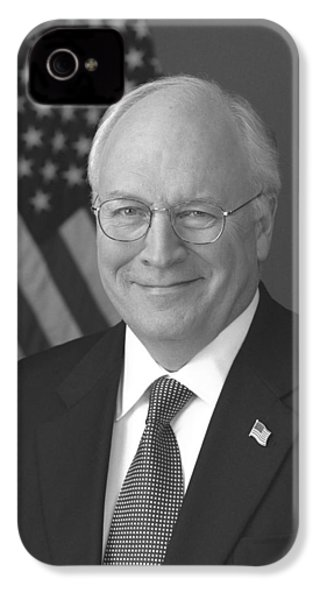 Dick Cheney IPhone 4 / 4s Case by War Is Hell Store