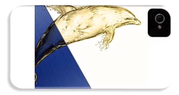 Dolphin Collection IPhone 4 / 4s Case by Marvin Blaine