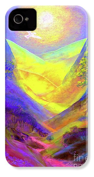 Dove Valley IPhone 4 / 4s Case by Jane Small