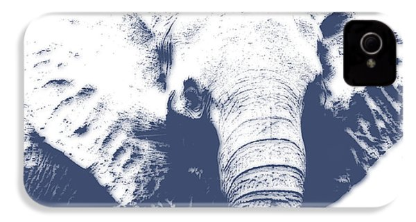 Elephant 4 IPhone 4 / 4s Case by Joe Hamilton