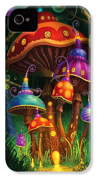 Enchanted Evening IPhone 4 / 4s Case by Philip Straub