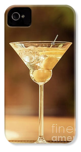 Evening With Martini IPhone 4 / 4s Case by Ekaterina Molchanova