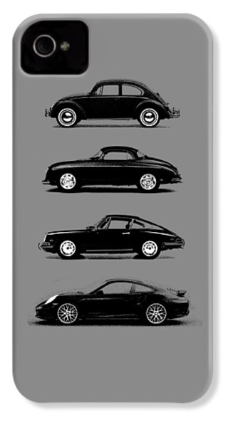 Evolution IPhone 4 / 4s Case by Mark Rogan