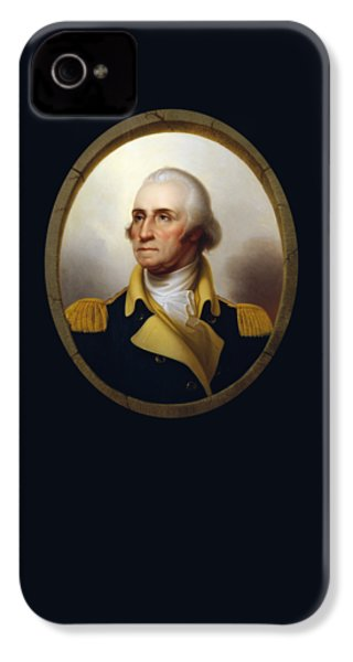 General Washington IPhone 4 / 4s Case by War Is Hell Store