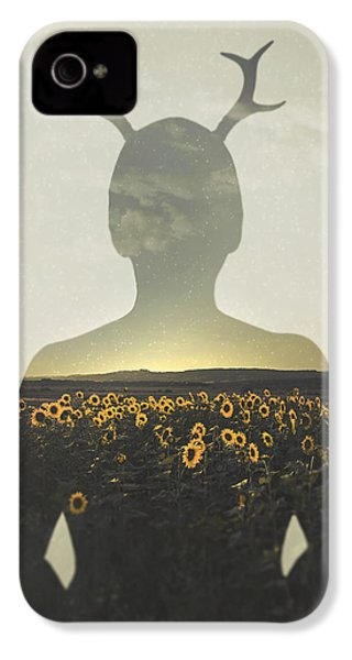 Goodbye Summer IPhone 4 / 4s Case by Joanna Jankowska