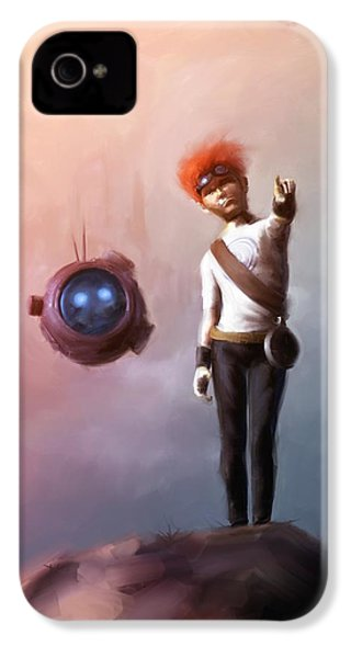 Goodkid IPhone 4 / 4s Case by Jamie Fox