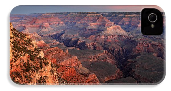 Grand Canyon Sunrise IPhone 4 / 4s Case by Pierre Leclerc Photography