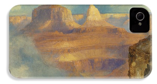 Grand Canyon IPhone 4 / 4s Case by Thomas Moran