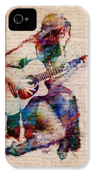 Gypsy Serenade IPhone 4 / 4s Case by Nikki Smith
