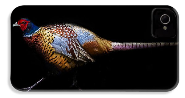 Have A Pheasant Day.. IPhone 4 / 4s Case by Martin Newman