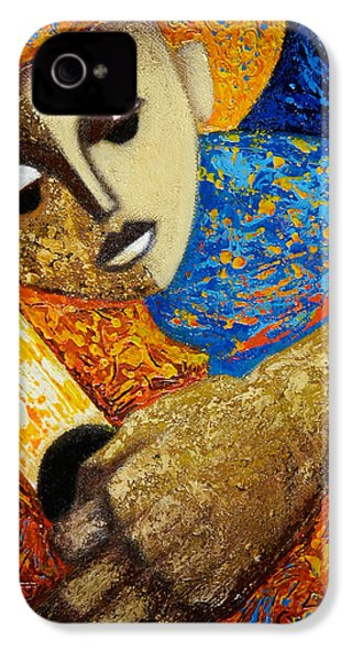 Jibaro Y Sol IPhone 4 / 4s Case by Oscar Ortiz