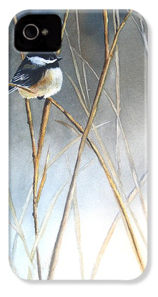 Just Thinking IPhone 4 / 4s Case by Patricia Pushaw