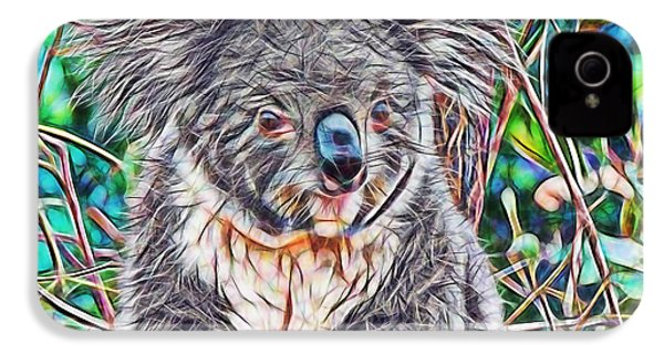 Koala IPhone 4 / 4s Case by Marvin Blaine