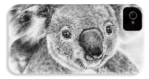 Koala Newport Bridge Gloria IPhone 4 / 4s Case by Remrov