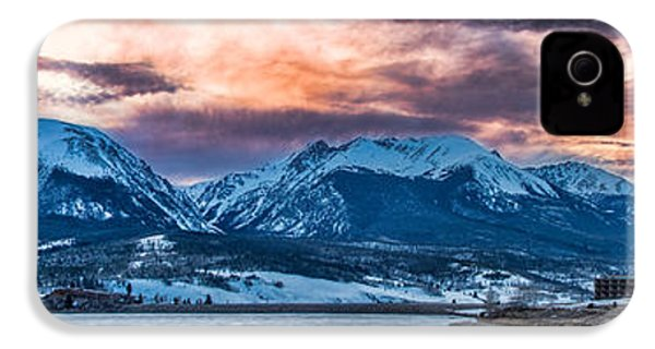 Lake Dillon IPhone 4 / 4s Case by Sebastian Musial