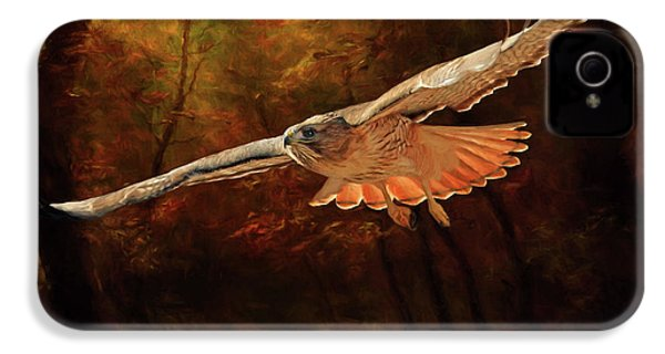 Leaving The Enchanting Forest IPhone 4 / 4s Case by Donna Kennedy