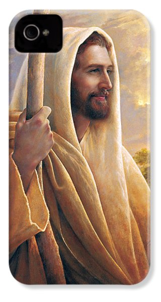 Light Of The World IPhone 4 / 4s Case by Greg Olsen