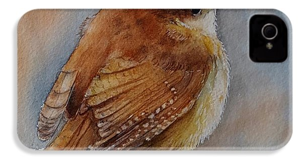 Little Friend IPhone 4 / 4s Case by Patricia Pushaw