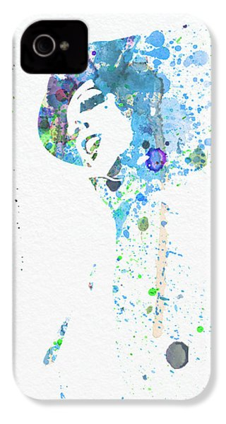 Liza Minnelli IPhone 4 / 4s Case by Naxart Studio