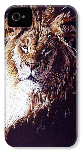 Maestro IPhone 4 / 4s Case by Barbara Keith