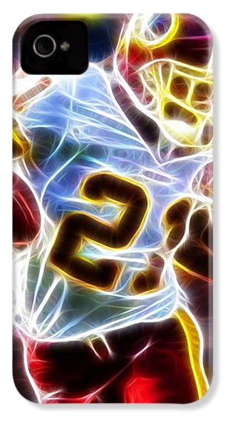 Magical Sean Taylor IPhone 4 / 4s Case by Paul Van Scott