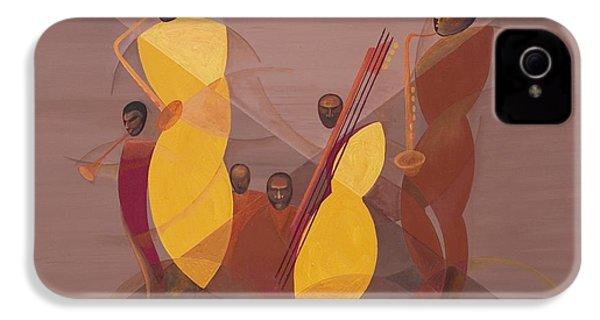 Mango Jazz IPhone 4 / 4s Case by Kaaria Mucherera