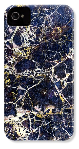 Marble Stone Texture Wall Tile IPhone 4 / 4s Case by John Williams