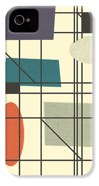 Movement - 3 IPhone 4 / 4s Case by Finlay McNevin