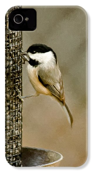 My Favorite Perch IPhone 4 / 4s Case by Lana Trussell