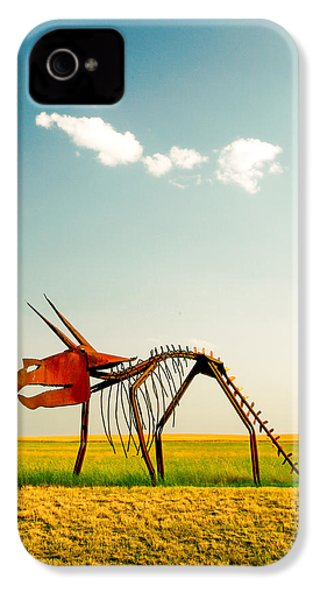 Natural Selection IPhone 4 / 4s Case by Todd Klassy