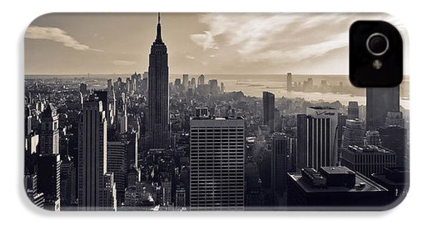 New York IPhone 4 / 4s Case by Dave Bowman
