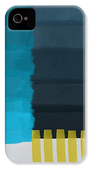Ocean Front Walk- Art By Linda Woods IPhone 4 / 4s Case by Linda Woods
