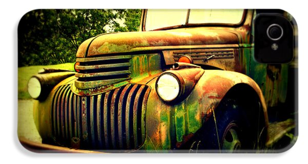 Old Flatbed 2 IPhone 4 / 4s Case by Perry Webster