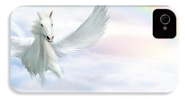 Pegasus IPhone 4 / 4s Case by John Edwards
