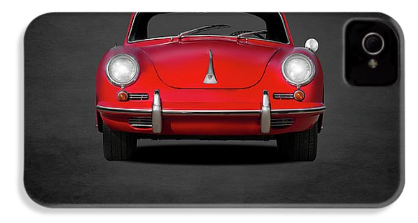 Porsche 356 IPhone 4 / 4s Case by Mark Rogan