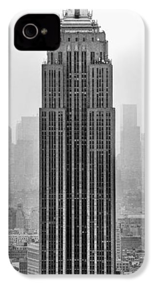 Pride Of An Empire IPhone 4 / 4s Case by Az Jackson