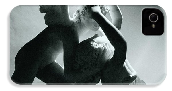 Psyche Revived By The Kiss Of Cupid IPhone 4 / 4s Case by Antonio Canova