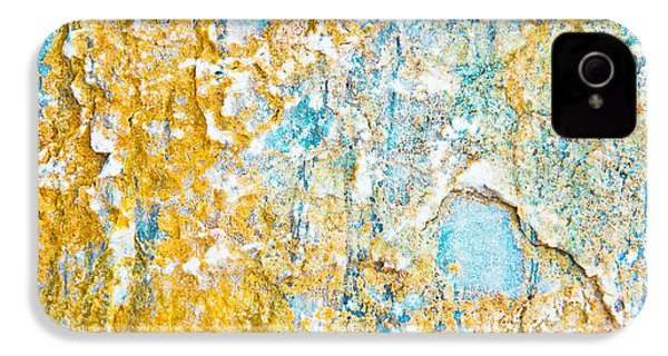 Rock Texture IPhone 4 / 4s Case by Tom Gowanlock