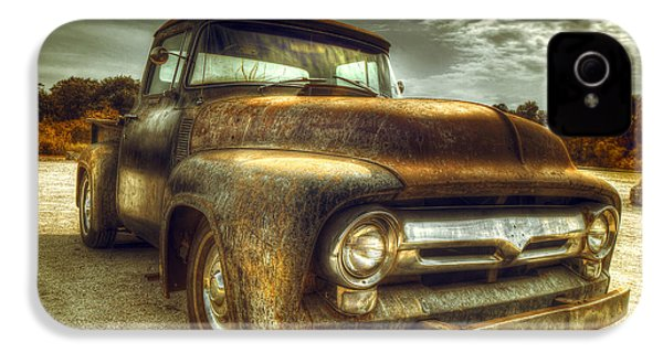 Rusty Truck IPhone 4 / 4s Case by Mal Bray
